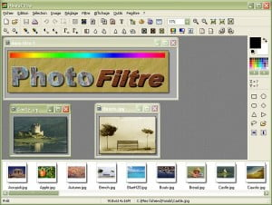 Photofiltre - Gratis Retuscheringsprogram